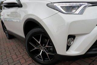 2017 Toyota RAV4 ZSA42R GXL 2WD White Pearl Cyrstal/cert 7 Speed Constant Variable SUV.
