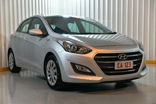 2017 Hyundai i30 GD4 Series 2 Update Active Silver 6 Speed Automatic Hatchback