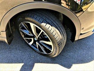2016 Nissan Qashqai J11 TI Black 1 Speed Constant Variable Wagon.