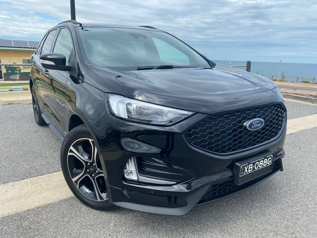 Used Ford Endura CA 2019MY ST-Line Christies Beach, 2018 Ford Endura CA 2019MY ST-Line Black 8 Speed Sports Automatic Wagon