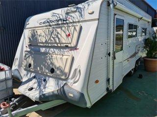 2007 Coromal Princeton Caravan.