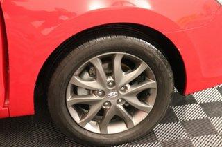 2010 Hyundai i30 FD MY11 SLX cw Wagon Red 4 speed Automatic Wagon