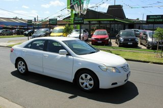 2006 Toyota Camry ACV40R Altise White 5 Speed Automatic Sedan