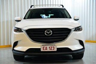 2018 Mazda CX-9 MY18 Sport (FWD) White 6 Speed Automatic Wagon.