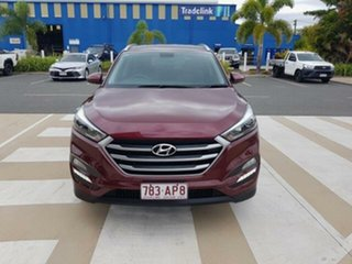 2016 Hyundai Tucson TL MY17 Active X 2WD Red 6 Speed Sports Automatic Wagon