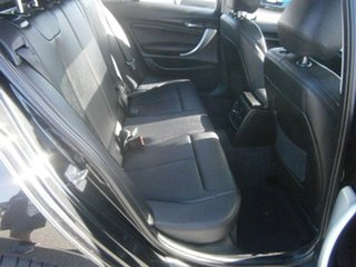 2013 BMW 118d F20 118d Black 8 Speed Sports Automatic Hatchback