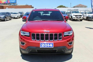 2014 Jeep Grand Cherokee WK MY2014 Laredo Red 8 Speed Sports Automatic Wagon