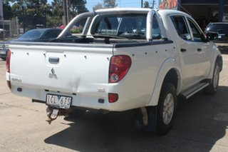 2014 Mitsubishi Triton MN MY14 Update GLX (4x4) 4 Speed Automatic 4x4 Double Cab Utility