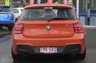 2012 BMW 118i F20 118i Orange 8 Speed Sports Automatic Hatchback