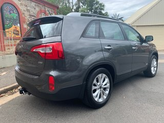 2012 Kia Sorento XM MY12 SLi Silver 6 Speed Sports Automatic Wagon.