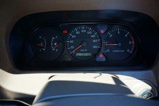 2002 Toyota Landcruiser Prado KZJ95R GXL Gold 5 Speed Manual Wagon