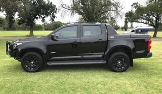 2016 Holden Colorado RG MY17 Z71 Pickup Crew Cab Black 6 Speed Sports Automatic Utility