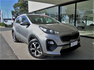 2019 Kia Sportage QL MY19 SI (FWD) Grey 6 Speed Automatic Wagon.