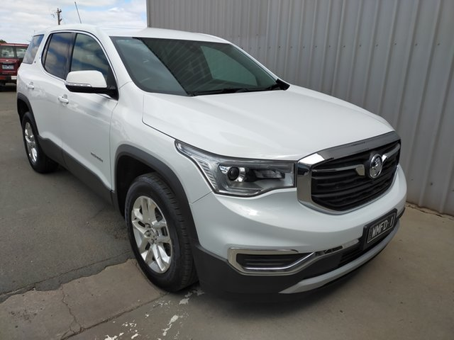 Used Holden Acadia AC MY19 LT 2WD Horsham, 2018 Holden Acadia AC MY19 LT 2WD 9 Speed Sports Automatic Wagon