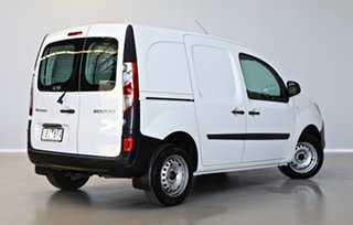 2013 Renault Kangoo F61 Phase II White 5 Speed Manual Van.