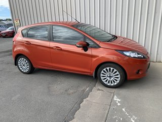 2010 Ford Fiesta WS CL 5 Speed Manual Hatchback