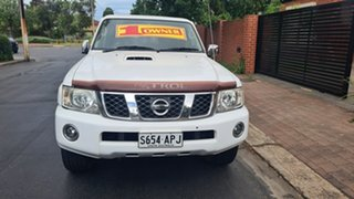 2012 Nissan Patrol GU 7 MY10 TI 4 Speed Sports Automatic Wagon