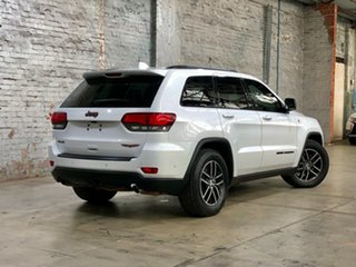 2017 Jeep Grand Cherokee WK MY17 Trailhawk White 8 Speed Sports Automatic Wagon