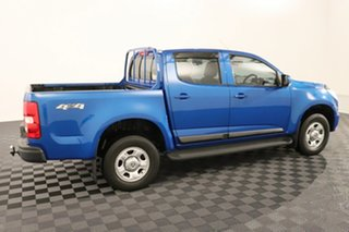 2015 Holden Colorado RG MY16 LS Crew Cab Blue 6 speed Automatic Utility