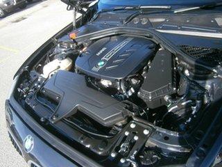 2013 BMW 1 Series F20 118d Black 8 Speed Sports Automatic Hatchback