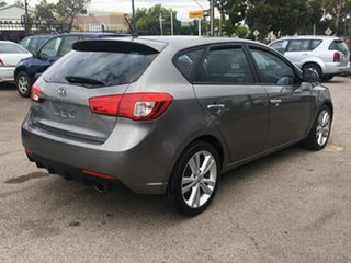 2011 Kia Cerato TD MY11 SLi Grey 6 Speed Sports Automatic Hatchback.