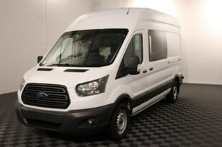 2016 Ford Transit VO 350L (Mid Roof) White 6 speed Manual Van