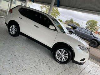 2015 Nissan X-Trail ST White Manual Wagon