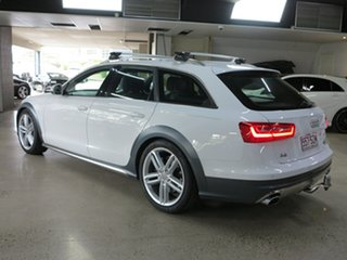 2013 Audi A6 4G MY14 Allroad S Tronic Quattro White 7 Speed Sports Automatic Dual Clutch Wagon