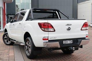 2018 Mazda BT-50 UR0YG1 XTR 4x2 Hi-Rider White 6 Speed Sports Automatic Utility.
