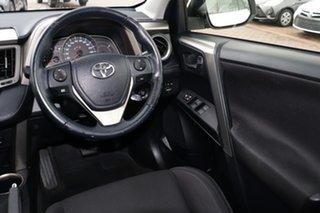 2013 Toyota RAV4 ASA44R GXL AWD White 6 Speed Sports Automatic SUV