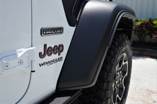 2020 Jeep Wrangler JL MY20 Unlimited Rubicon Recon Bright White 8 Speed Automatic Hardtop