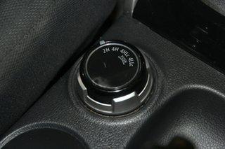 2016 Mitsubishi Triton MQ MY16 GLS (4x4) Sterling Silver 5 Speed Automatic Dual Cab Utility