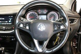 2017 Holden Astra BK MY17 R Brown 6 Speed Automatic Hatchback
