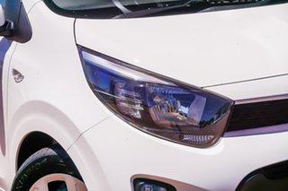 2020 Kia Picanto JA S White Automatic Hatchback