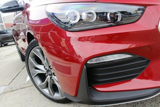 2021 Hyundai i30 PD.V4 MY21 N Line Fiery Red 6 Speed Manual Hatchback.