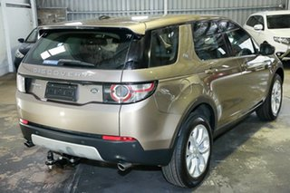 2015 Land Rover Discovery Sport L550 15MY HSE Beige 9 Speed Sports Automatic Wagon