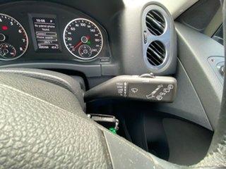 2011 Volkswagen Tiguan 5N 132TSI Black Sports Automatic Dual Clutch Wagon