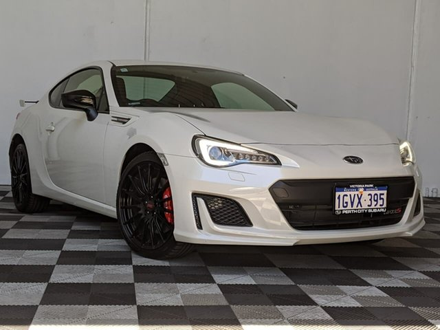 Used Subaru BRZ Z1 MY20 TS Victoria Park, 2020 Subaru BRZ Z1 MY20 TS White 6 Speed Sports Automatic Coupe