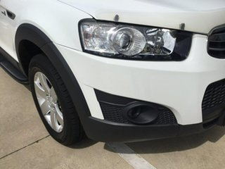 2013 Holden Captiva CG MY13 7 SX White 6 Speed Sports Automatic Wagon