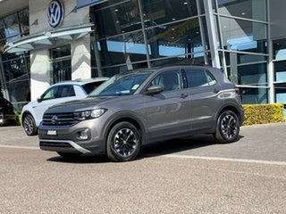 2020 Volkswagen T-Cross C1 MY20 85TSI DSG FWD Life Grey 7 Speed Sports Automatic Dual Clutch Wagon.