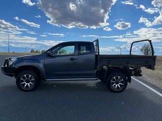 2018 Isuzu D-MAX MY17 SX Space Cab Obsidian Grey 6 Speed Sports Automatic Cab Chassis