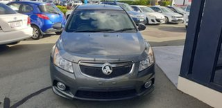 2012 Holden Cruze JH Series II MY12 SRi-V Grey 6 Speed Sports Automatic Sedan