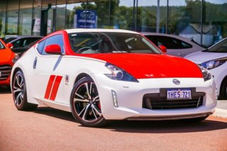2020 Nissan 370Z Z34 MY20 White 7 Speed Sports Automatic Coupe.