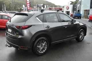 2017 Mazda CX-5 KF4WLA Touring SKYACTIV-Drive i-ACTIV AWD Grey 6 Speed Sports Automatic Wagon