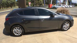 2016 Mazda 3 BN5478 Maxx SKYACTIV-Drive Machine Grey 6 Speed Sports Automatic Hatchback