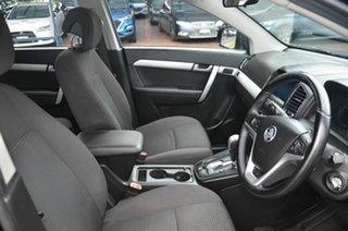 2016 Holden Captiva CG MY15 7 LS (FWD) Black 6 Speed Automatic Wagon