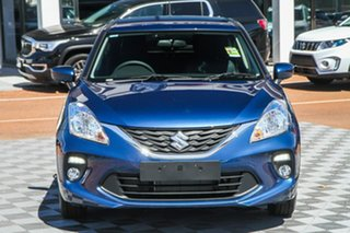 2020 Suzuki Baleno EW Series II GL Star Blue 4 Speed Automatic Hatchback.