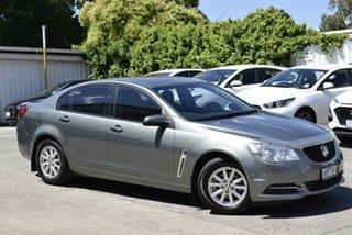 2013 Holden Commodore VF MY14 Evoke Grey 6 Speed Sports Automatic Sedan.