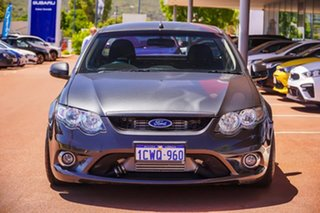 2008 Ford Falcon FG XR6 Ute Super Cab Turbo Grey 6 Speed Sports Automatic Utility