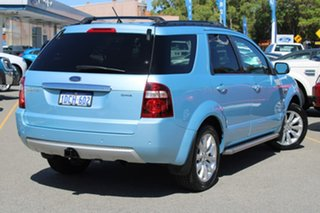 2009 Ford Territory SY MkII Ghia AWD Blue 6 Speed Sports Automatic Wagon